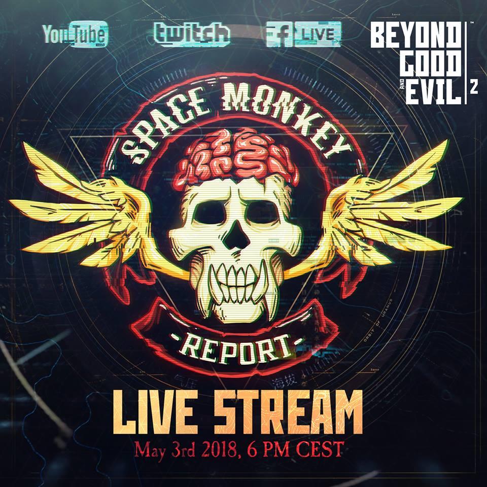 ¡Beyond Good and Evil 2 reaparecerá en un directo el 3 de mayo!