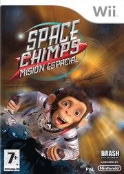 Carátula de Space Chimps - Wii