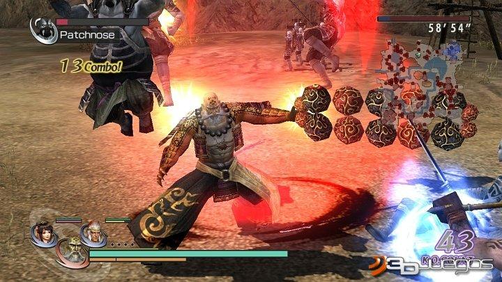 Warriors Orochi 2 - An�lisis