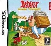 Carátula de Asterix Brain Training - DS