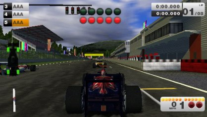 F1 2009: Primer contacto