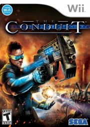 Carátula de The Conduit - Wii