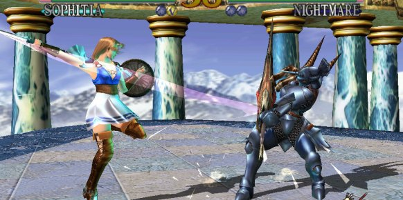 Soul Calibur an�lisis