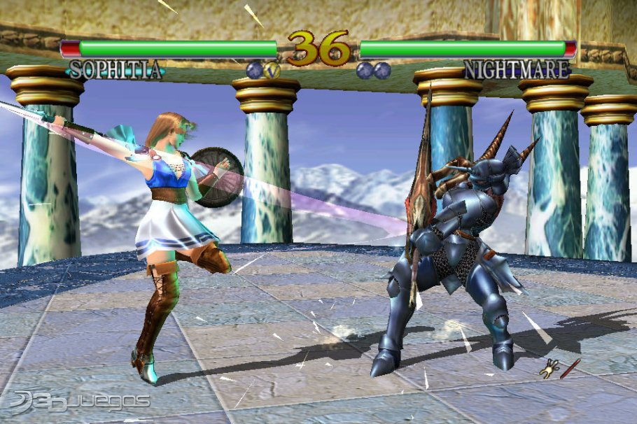 Soul Calibur - An�lisis