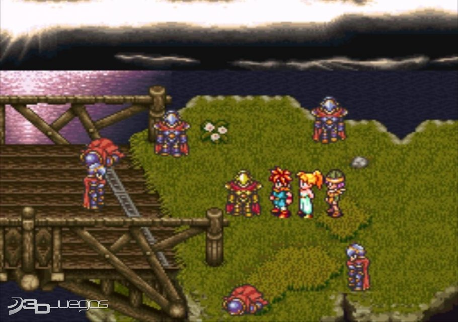 Chrono Trigger Snes Espanol Juegos En Taringa