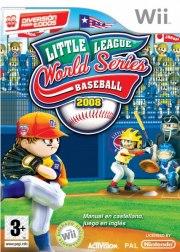 Carátula de Little League Baseball 2008 - Wii