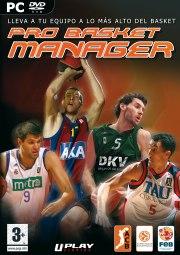 Carátula de Pro Basket Manager - PC