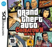 Carátula de Grand Theft Auto: Chinatown Wars - DS