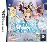 Carátula de Princesas sobre Hielo - DS
