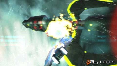 Imagen No Gravity: The Plague Of Mind (PSP)