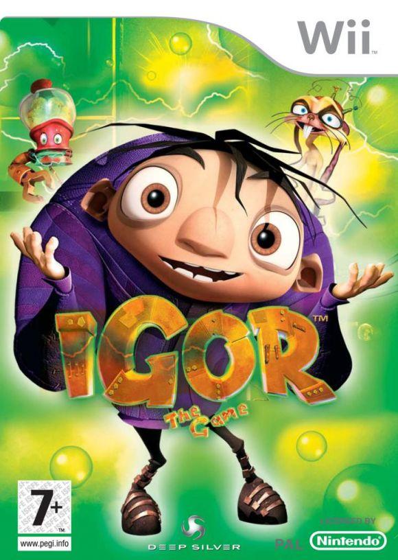 Igor el Videojuego para Wii - 3DJuegos
