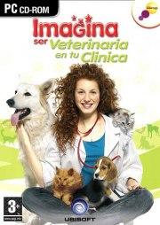 Carátula de Imagina ser: Veterinaria en tu clínica - PC