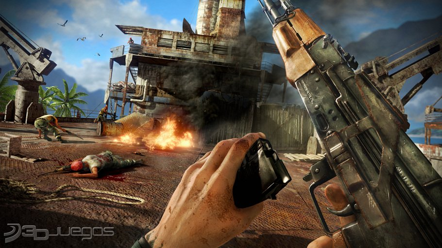 Far Cry 3 - Impresiones E3 2012