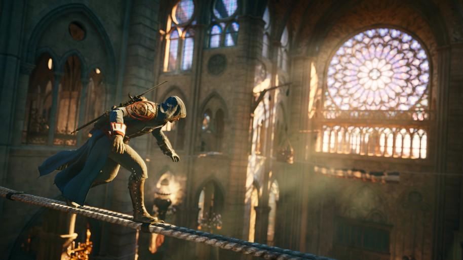 El caso de Assassin's Creed Unity es importante por muchos motivos. Salió a la venta en un estado calamitoso, pero logró reparar la mayor parte de los problemas con parches.