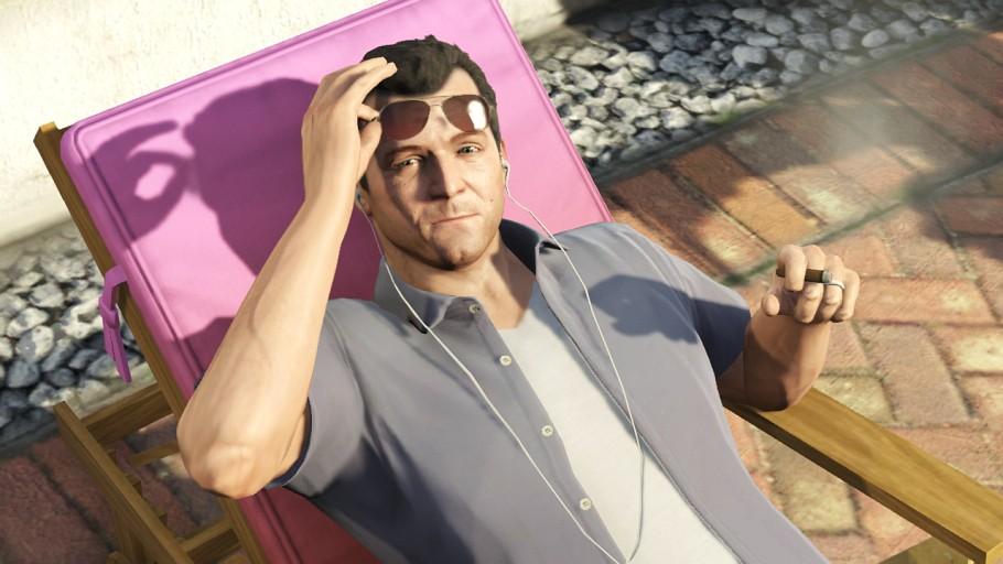 Michael es, sin duda, el personaje más completo y complejo de Grand Theft Auto V. Cargado de contradicciones y atenazado por una vida familiar para la que un ser como él, que viene directamente del crimen organizado, no está preparado.