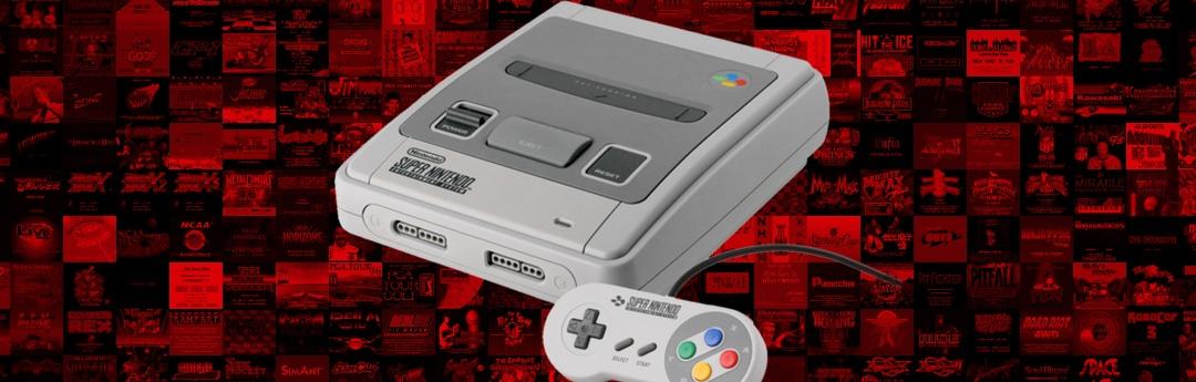 Nuestros 30 juegos para SNES Mini