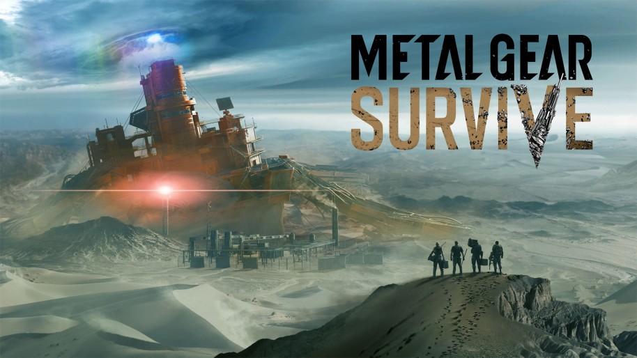 Survive cambia radicalmente el planteamiento de un Metal Gear, recogiendo su jugabilidad y llevándolo a un juego de supervivencia, recolección de recursos y defensa de bases.
