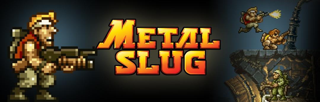 Memorias retro: la trilogía Metal Slug