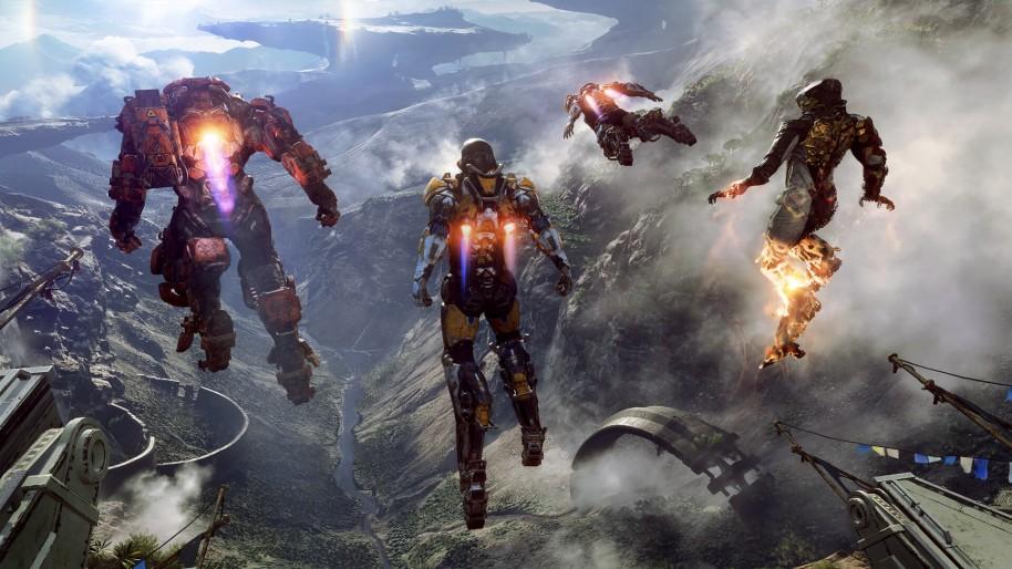 A pesar de acomodarse a las tendencias actuales de EA, Anthem encandiló a prensa y público en el pasado EA Play 2017.