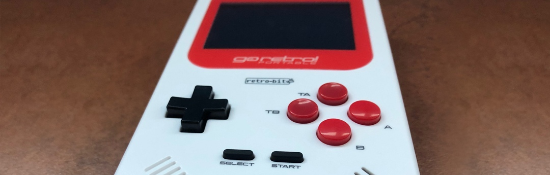 Así es GoRetro! Portable, la portátil retro de Retro-Bit