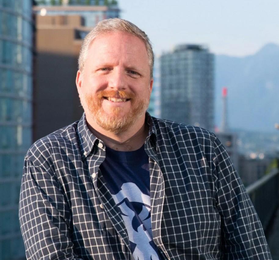Rod Fergusson, de Epic Games a The Coalition y actual responsable de la saga Gears of War.