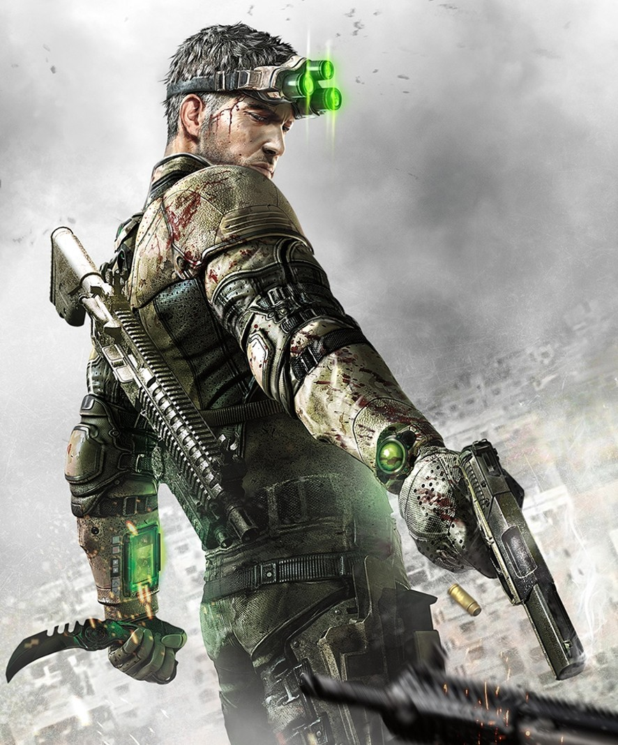 Tom Clancy's Splinter Cell: Blacklist.