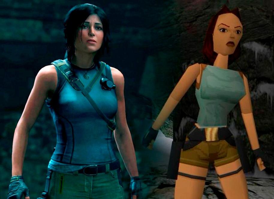 Siempre que se habla de lo mucho que ha avanzado la tecnología en el mundo de los videojuegos suele recurrirse a un mismo ejemplo: enfrentar a la Lara Croft del primer Tomb Raider con la versión más reciente del personaje. ¡La diferencia es abismal!, pero comprensible si se tiene en cuenta que hay cerca de 18 años entre uno y otro lanzamiento. Pero no hace falta ir tan lejos para ver que cada nueva encarnación del personaje deja anticuada a su versión anterior. El Ángel De La Oscuridad se estrenó en 2003, unos 7 años después del original, y ya mostró una evolución considerable. Y lo mismo vale para Tomb Raider Legend, que se estrenaba solo tres años más tarde, en 2006. Al final, como vemos, cada nueva generación ofrece un gran avance, ¡todo es más espectacular!, haciendo que los juegos clásicos pierdan poco a poco esa capacidad de sorprender.