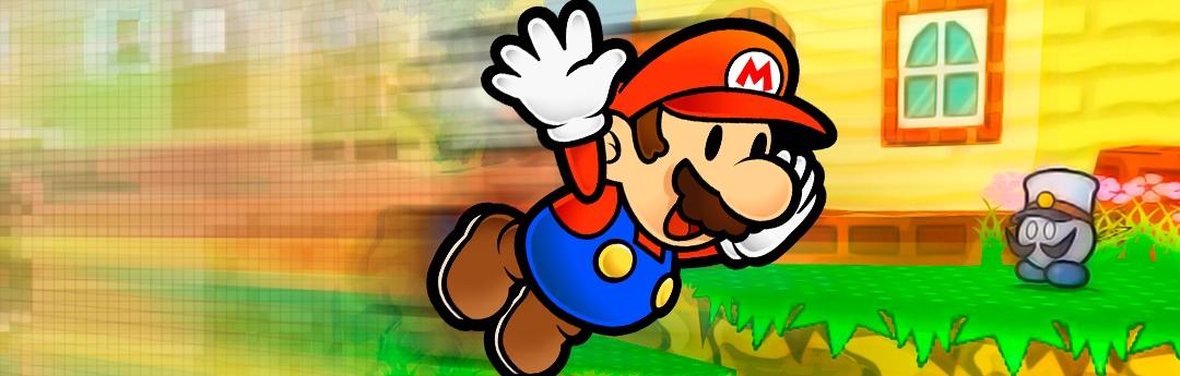 Paper Mario y la Puerta Milenaria es uno de los juegos más desconocidos de Mario, no podrás dejar de jugarlo