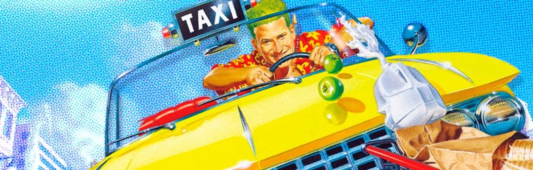 ¿Recuerdas Crazy Taxi? Los coches más rápidos a ritmo de The Offspring y Bad Religion