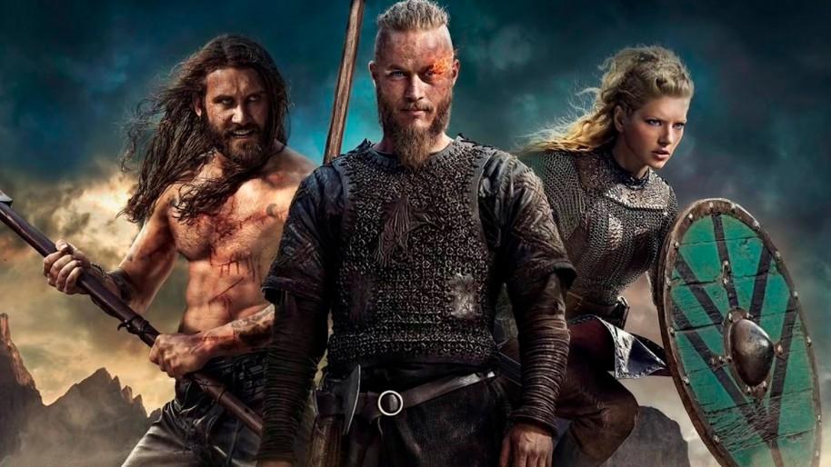 La popular serie Vikings de MGM Television está protagonizada por Ragnar Lothbrok y su estirpe.