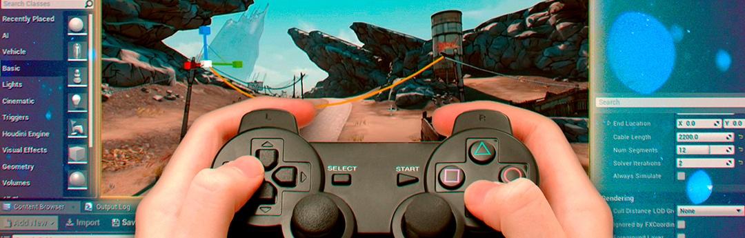 Atrévete a diseñar tus propios videojuegos con pocos conocimientos