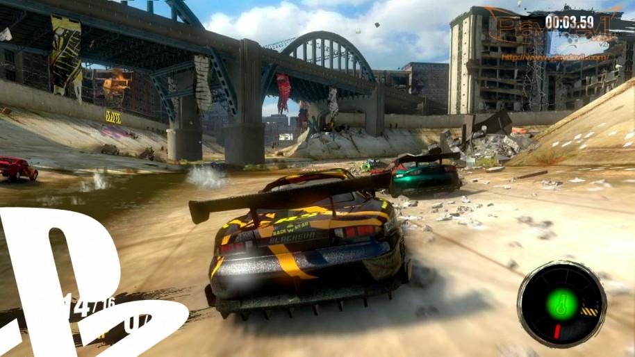 Nunca acabó de ser Motorstorm para la mayoría la marca absolutamente imprescindible de velocidad arcade que parece que PlayStation necesitaba. Sin embargo, siempre fui muy fan de la forma que tenían los desaparecidos Evolution Studios de entender la conducción. ¡Ojalá vuelva!