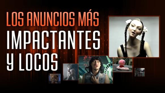 Reportaje de Los Anuncios más Locos e Impactantes de los Videojuegos