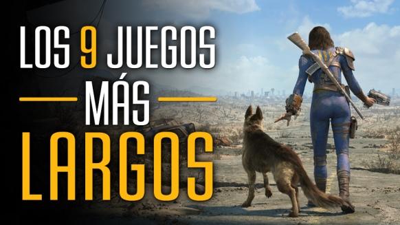 Reportaje de Los 9 juegos m�s Largos