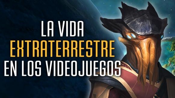 Reportaje de La Vida Extraterrestre en los Videojuegos