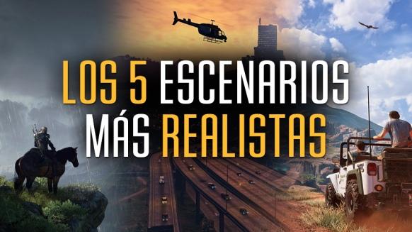 Reportaje de Los 5 Escenarios m�s Realistas del Videojuego