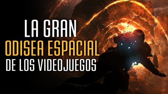 Reportaje de La Gran Odisea Espacial de los Videojuegos