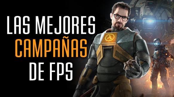 Reportaje de Las mejores campañas de FPS