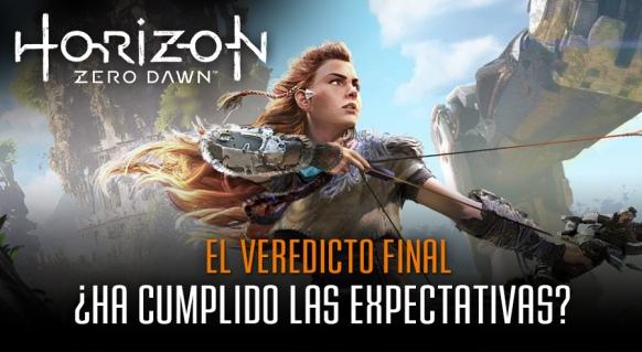 Reportaje de Horizon Zero Dawn: El Veredicto Final