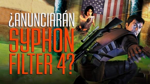 Reportaje de ¿Anunciarán Syphon Filter 4 en PlayStation Experience?