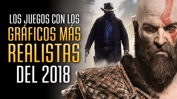 Reportaje de Los juegos con los gráficos más realistas del 2018