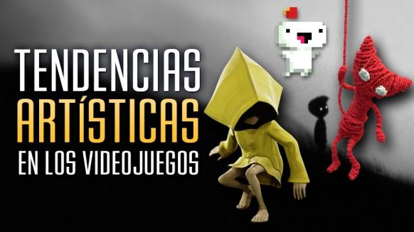 Reportaje de Tendencias Artísticas en los videojuegos