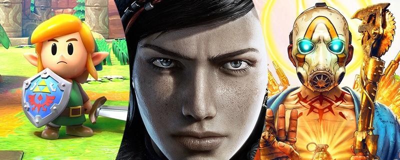 Zelda, Gears of War, Borderlands… Lo mejor del mes en videojuegos