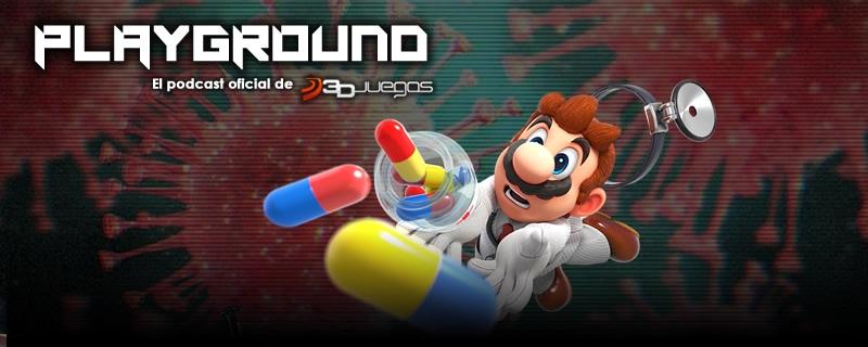 Playground Episodio 03 - La crisis del coronavirus