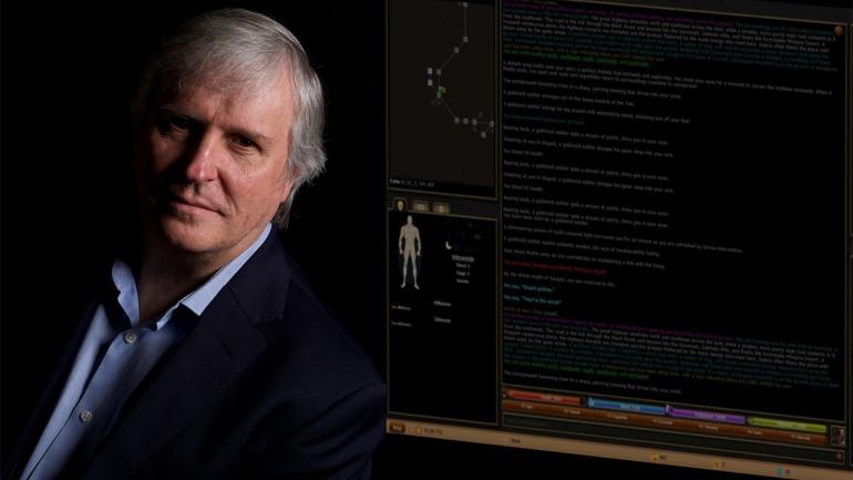 Richard Bartle, el padre de MUD y autor de Diseñando mundos digitales.
