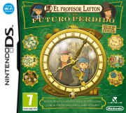 Carátula de Profesor Layton y el Futuro Perdido - DS