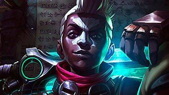 Ekko llega a League of Legends