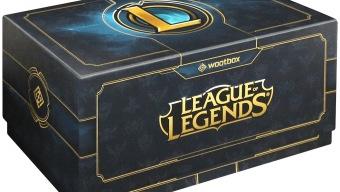 Presentamos la Caja Oficial League of Legends. ¡Participa y llévate una!