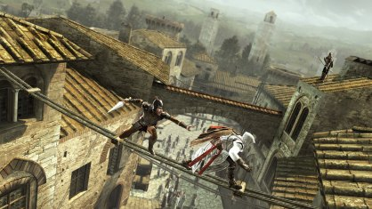Assassin's Creed 2: Especial: Arte y tecnología