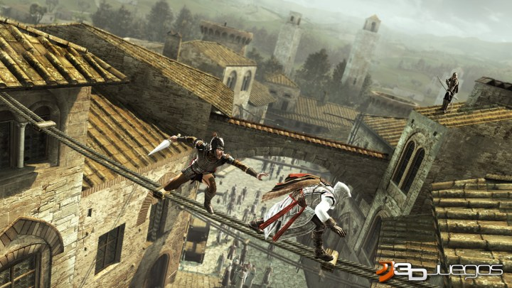 Assassin's Creed 2 - Especial: Arte y tecnología